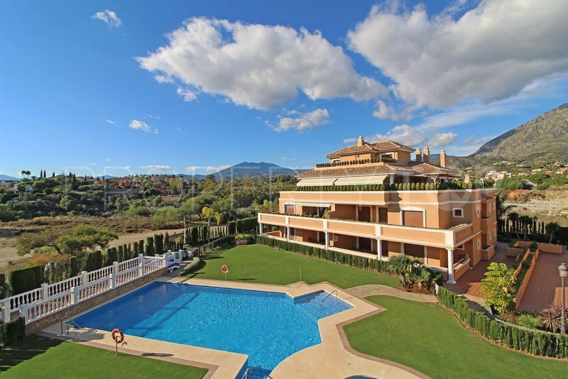 Penthouse for sale in Marbella Golden Mile | Engel Völkers Marbella Golden Mile