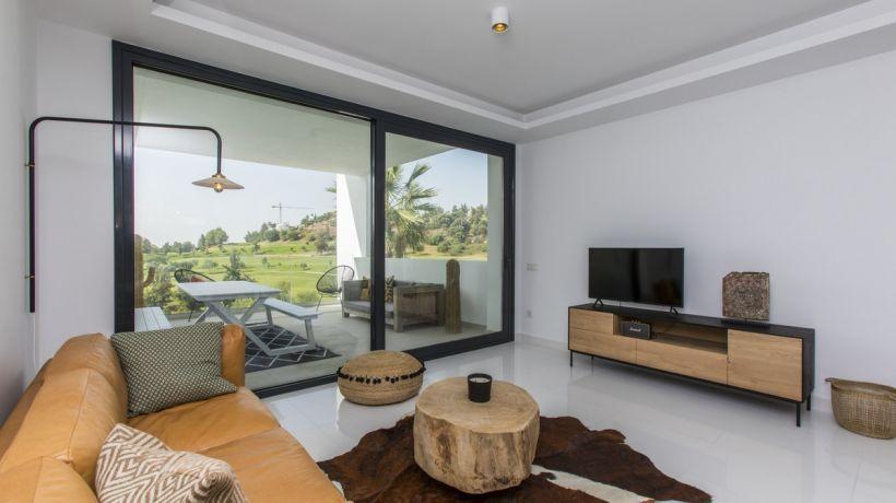Apartment for long term rent in Atalaya Hills, Benahavis