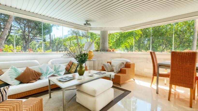 Apartment for sale in Jardín del Mediterráneo, Marbella