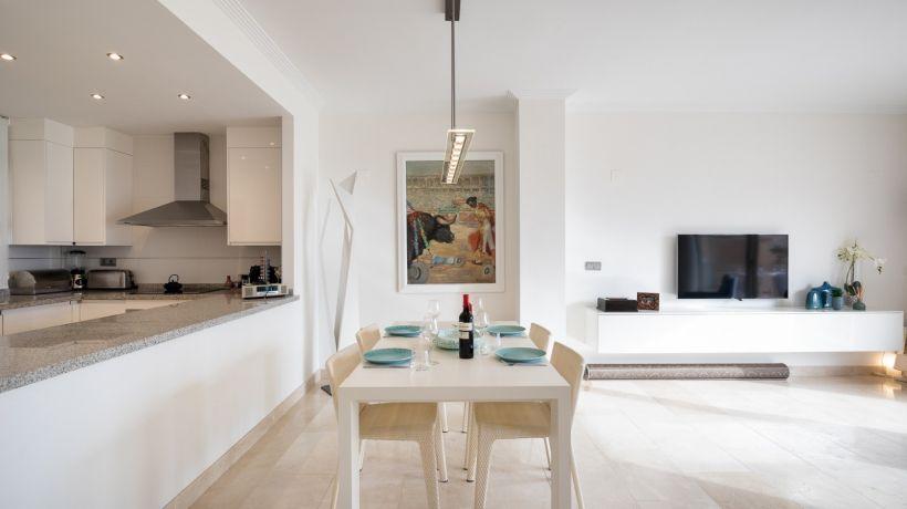 Penthouse for sale in La Resina Golf, Estepona
