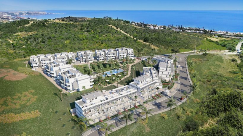 Apartment for sale in La Galera, Estepona