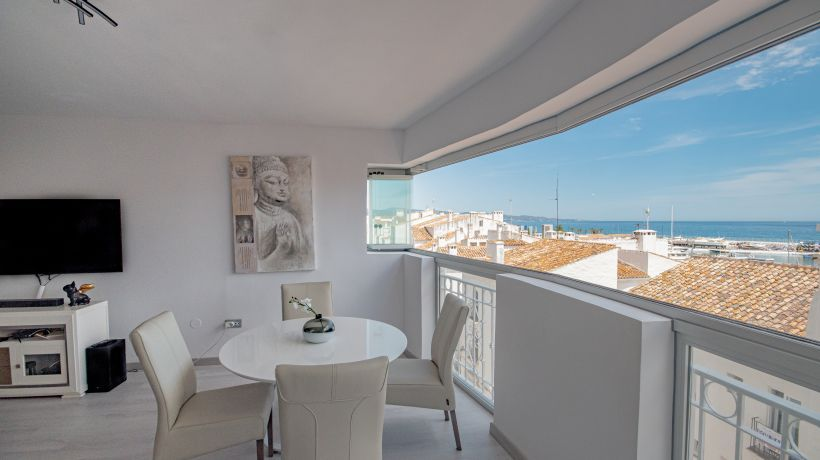Apartment for short term rent in Marbella - Puerto Banus