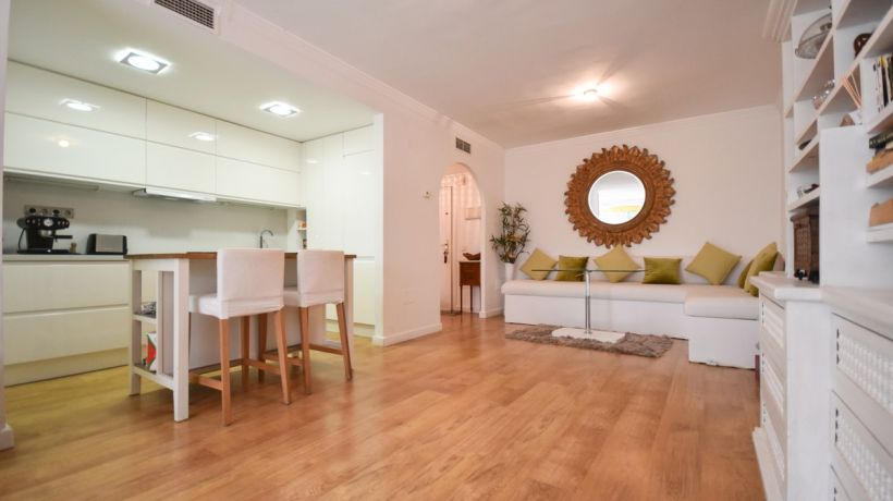 Ground Floor Apartment for long term rent in La Dama de Noche, Nueva Andalucia