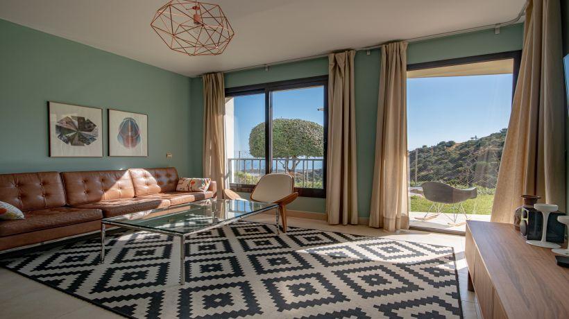 Apartment in the mountains of Los Monteros Altos
