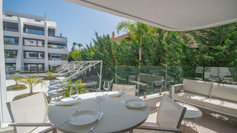 Apartamento En alquiler de corta temporada en Dunes Beach, Marbella Este