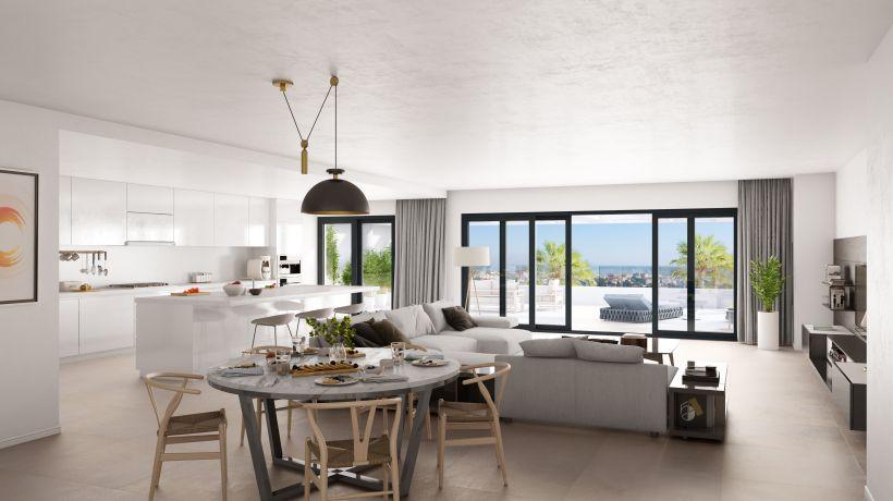 Apartment en venta en Estepona Centro