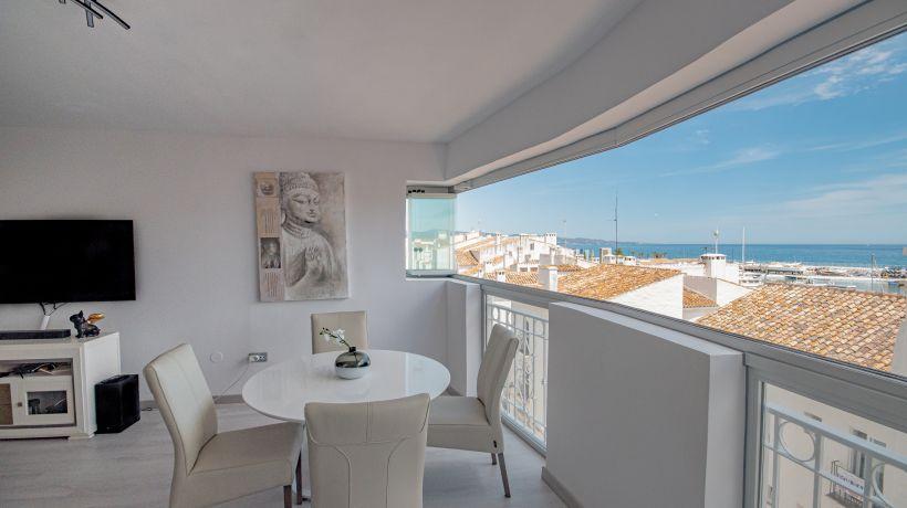 Apartamento En alquiler de corta temporada en Marbella - Puerto Banus