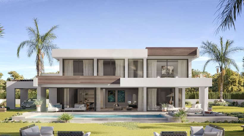 Villa en venta en La Duquesa, Manilva