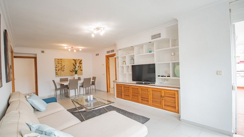 Apartment for short term rent in Marbella Centro