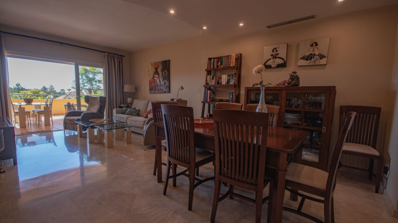 Beautiful holiday apartment in Rio Real, just 2 minutes from the beach and 5 minutes from Marbella
