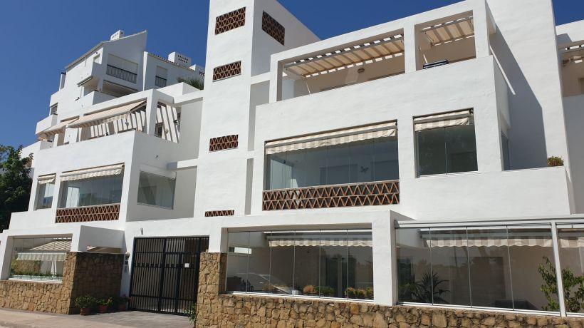 Atico en venta en Miraflores, Mijas Costa
