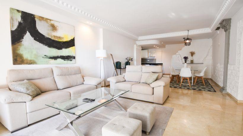 Ground Floor Apartment for long term rent in Arenas de Bahia Marbella, Marbella East