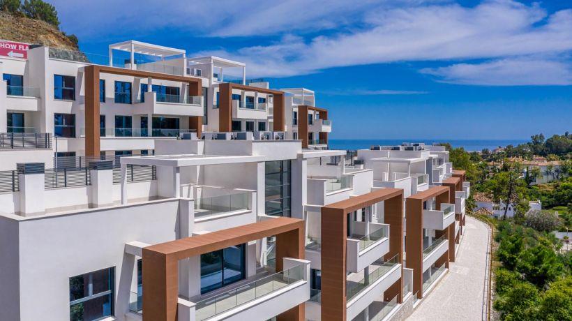 Alborada le ofrece viviendas con un diseño moderno, atractivo y cuidado al detalle, en una promoción perfectamente integrada con la naturaleza.