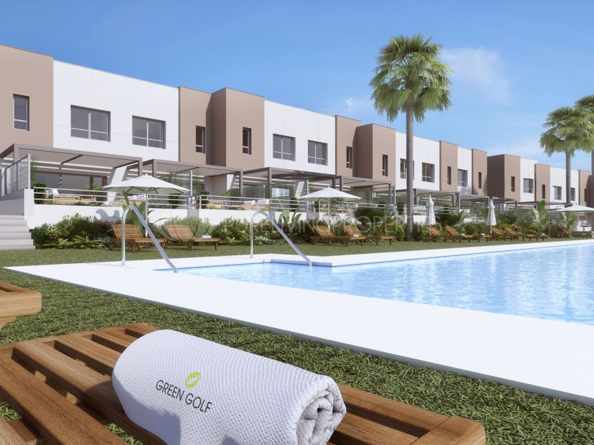 Green Golf , New development in the New Golden Mile, Estepona.