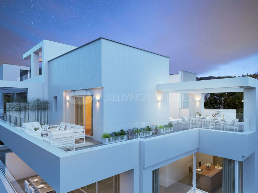 Le Caprice , New development in La Quinta, Benahavis.