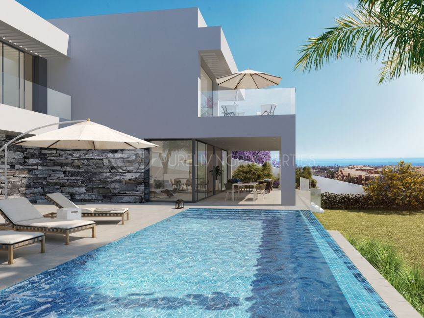 Los Flamingos Views, Luxury villas in Los Flamingos Golf, Benahavis.