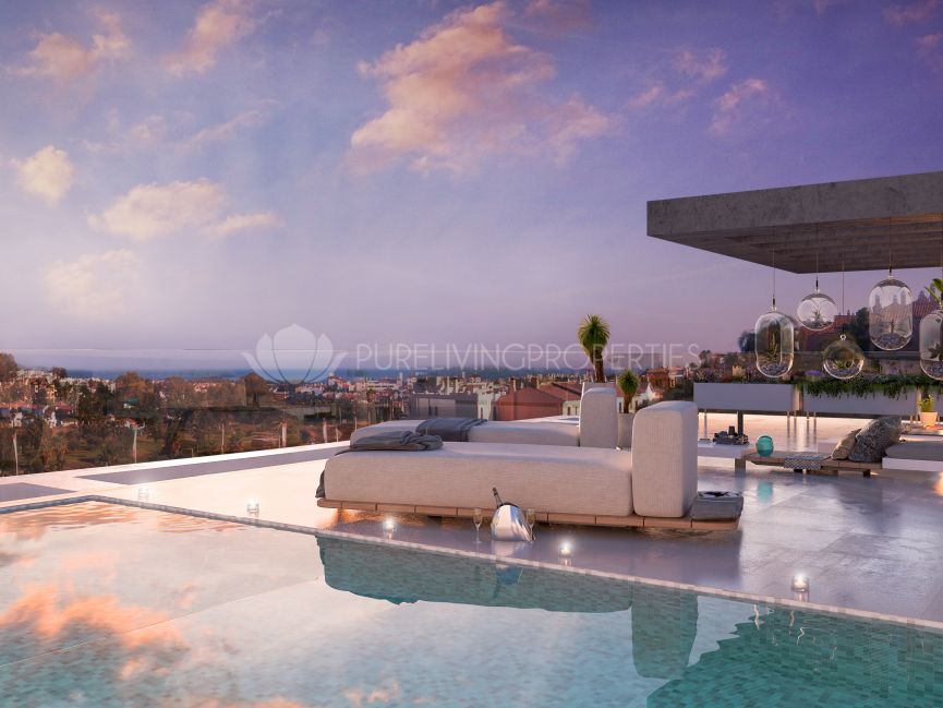 Campanario Hills, Spectacular new development of 29 apartments and duplex penthouses.