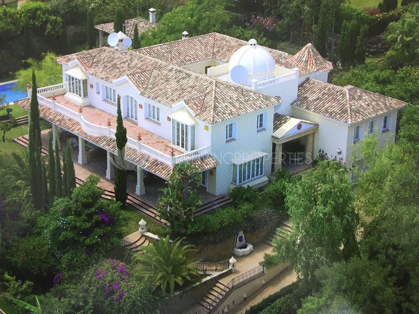 Charming Villa in the foothills of Sierra Blanca