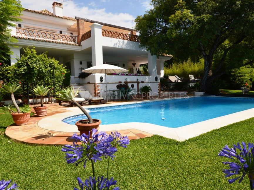 Cozy Villa in Marbella