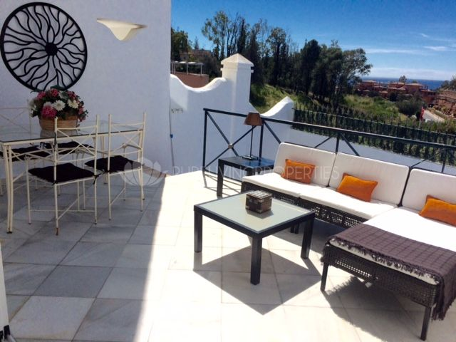 Townhouse for rent in Arco Iris, Golden Mile