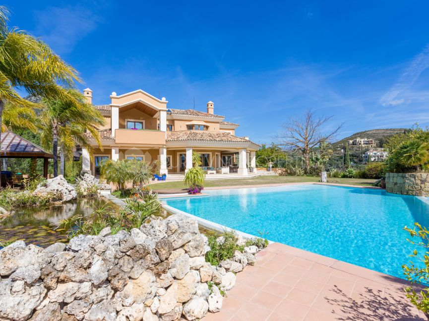 Elegant family home in Marbella Club Golf Resort