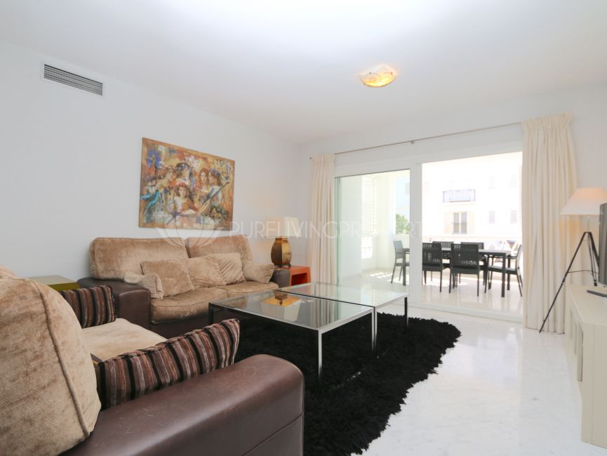 Three bedroom apartment in heart of Puerto Banus.