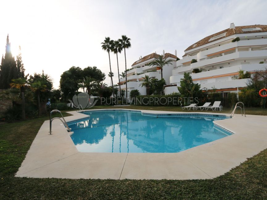 One bedroom apartment in Ancon Sierra.