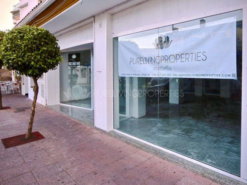 Commercial Premises for sale in Benahavis
