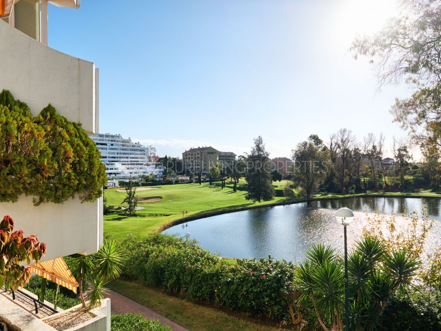 Four bedroom apartment in Guadalmina Alta, San Pedro de Alcantara.