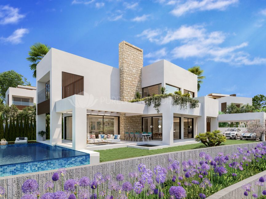 Luxurious brand new villa in Marbella