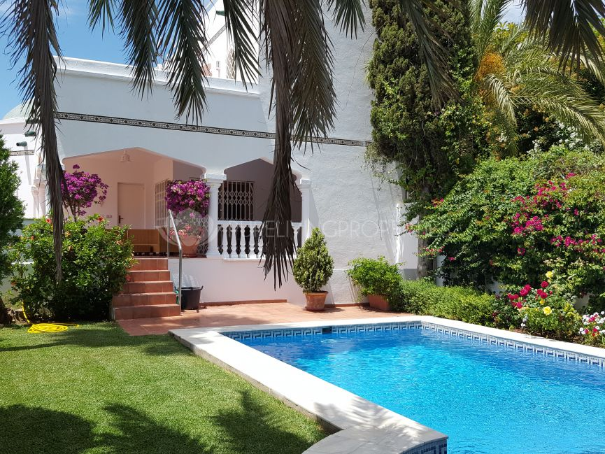 Three Bedroom Villa in Marbella Hill Club