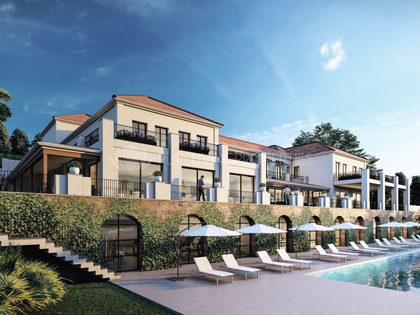 The Patio Marbella an exclusive senior community