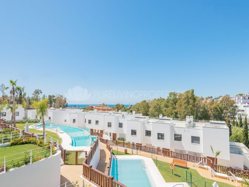 Brand new three bedroom townhouse on Marbella's Golden Mile
