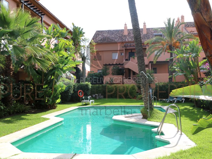 Charming Townhouse In Las Lomas del Marbella Club