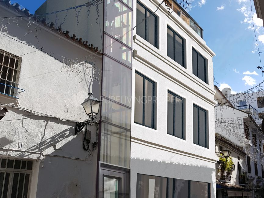 Exclusive building in Marbella Old Town