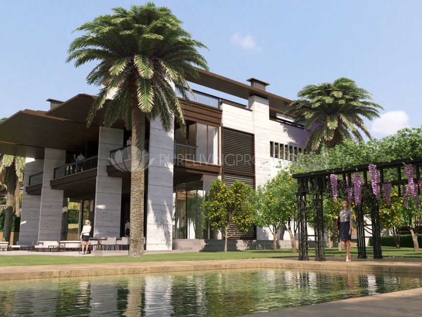 Exclusive development comprising of only eight state of the art villas