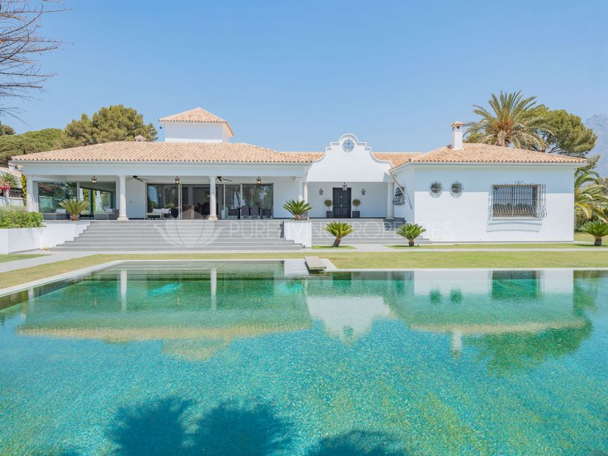 Spectacular Villa on Golden Mile very close to the beach