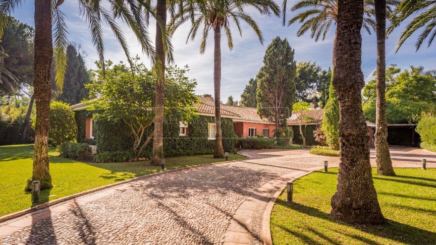 San Pedro de Alcantara, Charming family home on one level in Guadalmina baja only a walk from the beach