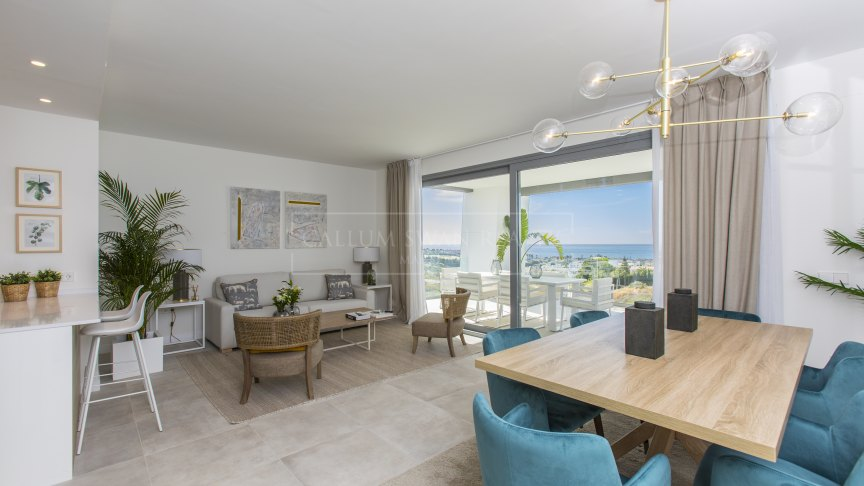 Estepona, Elegant contemporary new project in Estepona