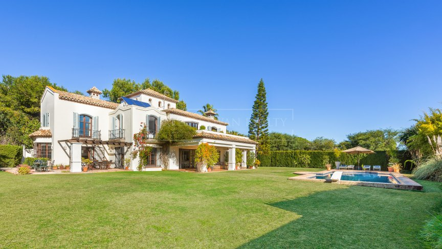 Marbella Golden Mile, A charming family home on Marbellas Golden Mile