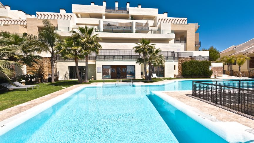 Marbella East, Duplex Penthouse in Los Monteros Hill Club with panoramic views in the East side of Marbella