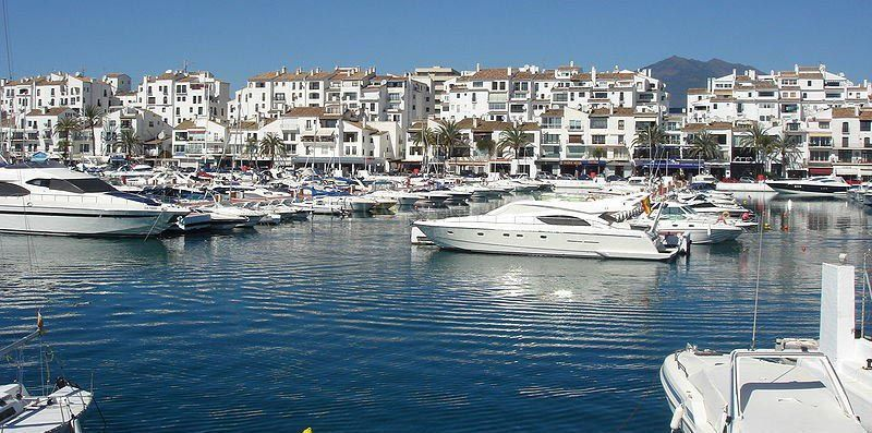 Marbella - Puerto Banus, A luxury commercial property in Puerto Banus