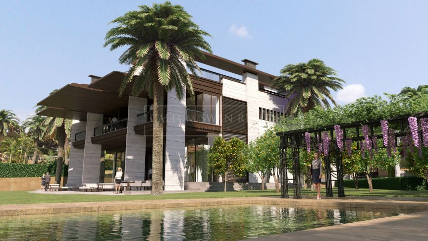 Nueva Andalucia, Stunning luxury project between Nueva Andalucia and Puerto Banus.