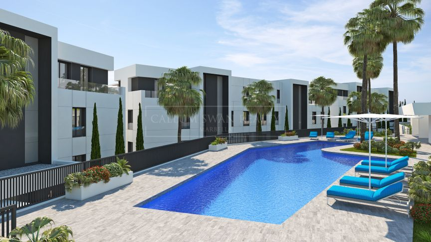 Nueva Andalucia, Luxury and modern apartments in Nueva Andalucía