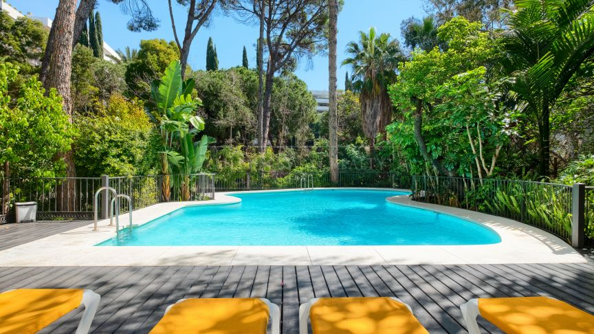 Marbella, Elegant apartment a few steps from the beach in Marbella downtown