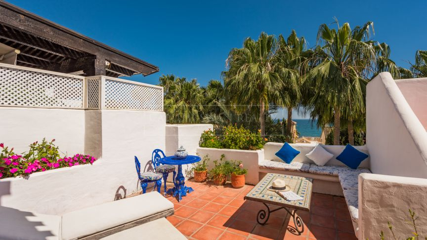 Marbella Golden Mile, Lovely Duplex Penthouse next to the beach in Marina Puente Romano, Marbella Golden Mile