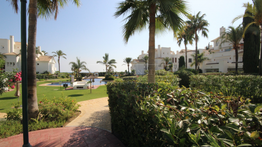 Marbella East, The best holiday apartment in Luxury gated beachfront complex