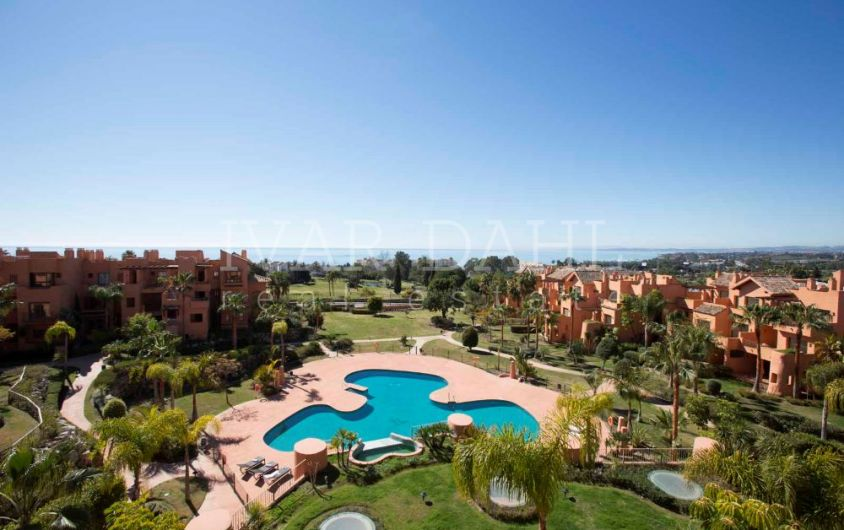 New apartments for sale in Estepona, ready to move in