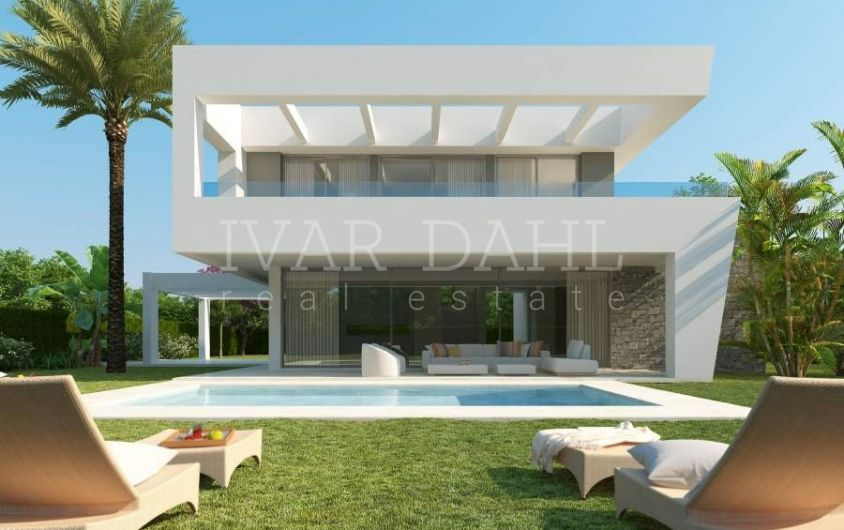 Rio Real, Marbella, new Villa project