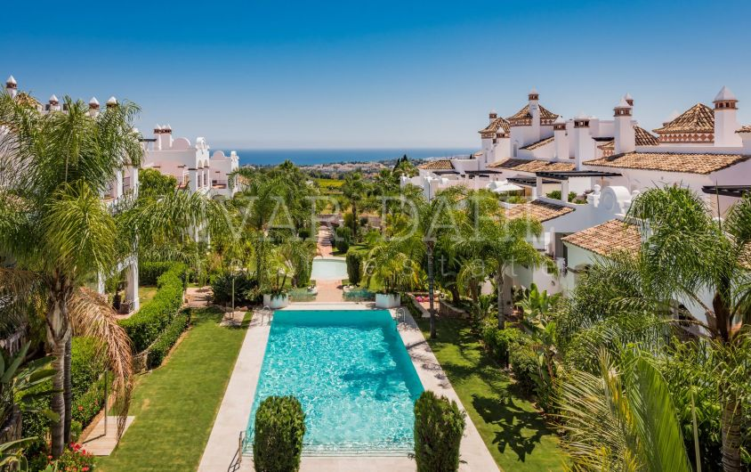 Luxury Apartments for sale in Sierra Blanca, Marbella.